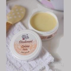 Déodorant crème pèche 70 grs