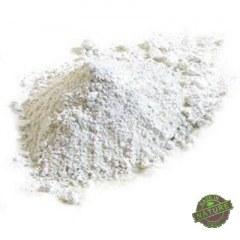Argile en poudre ventilée blanche