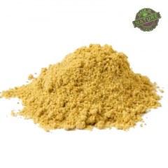 Argile en poudre ventilée jaune