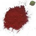 Argile en poudre ventilée rouge