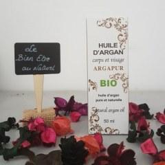 Huile d'argan 100% pure et naturelle 50 ml