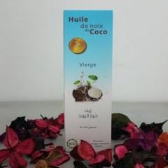 Huile de Noix de Coco vierge 100 ml