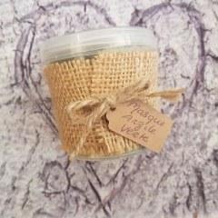 Masque argile verte huile de rose et huile d'argan 120 Gr