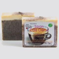 Savon Gourmand café crème - Anticellulite 100 grs